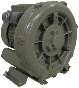 Regenerative Blower APPL- DG200-11TS - .5 Kw, 0.7 Hp, 1/60/1
