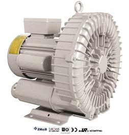 Pacific Regenerative Blower PB-201 , Ring, Side channel, Vac