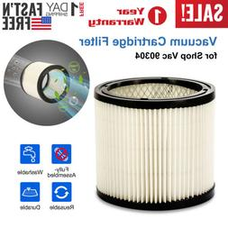 Replacement Filter for ShopVac 90304,9030400 Wet/Dry Vacuum