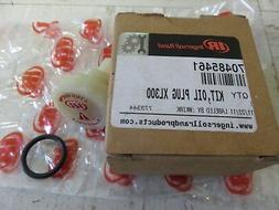 Ingersoll Rand Replacement Oil Plug Kit/Cap for Air Compress