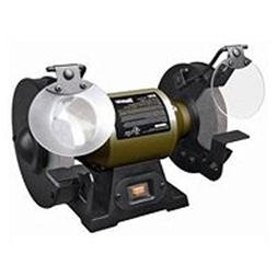 """NEW ROCKWELL RK7867 ELECTRIC 1/2HP 6"""" BENCH GRINDER KIT NEW"""