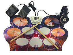 Rock And Roll It - Drum Live! Flexible, Completely Portable,