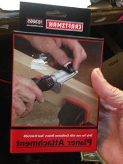 CRAFTSMAN ROTARY TOOL PLANER ATTACHMENT9-23665