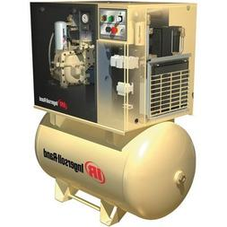 - Ingersoll Rand Rotary Screw Compressor w/Total Air System