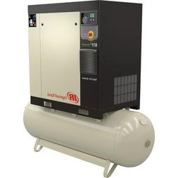 Ingersoll Rand Rotary Screw Compressor - 7.5 HP, 230 Volt/1-