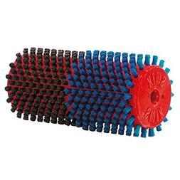 Swix Roto Combi Brush: Horsehair/Blue Nylon: 140 mm