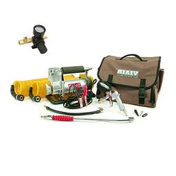 VIAIR 400P-RV Automatic Portable Air Compressor Kit & Tank P