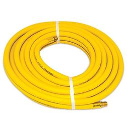 Continental 045 3/8-Inch-by-50-Feet Safety Yellow Rubber Hos