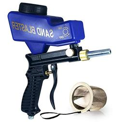 Sandblaster Portable Speed Blaster, Sand Blasting Nozzle Gun