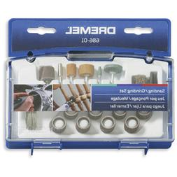Dremel 686-01 Sanding and Grinding Accessory Set