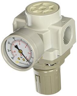"PneumaticPlus SAR4000M-N06BG Air Pressure Regulator 3/4"" NPT"