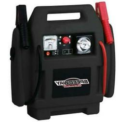 Speedway Series 4-in-1 Car Jumpstart and Compressor Ideal Po
