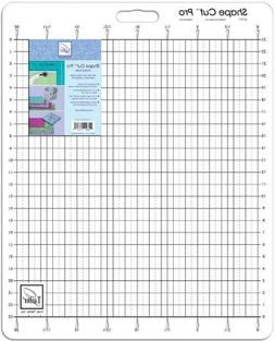 June Tailor Shape Cut Pro Ruler 20-Inch-by-23-Inch by June T