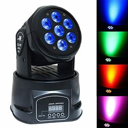 Sumger Ship By DHL 100W  RGBW Par Lighting 4in1 CREE LED Min
