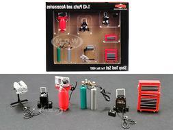 GMP Shop Tools #1 Set of 6 Pieces 1/43 14307