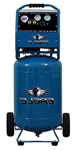 Eagle Silent Series 2.5-HP 20-Gallon Air Compressor