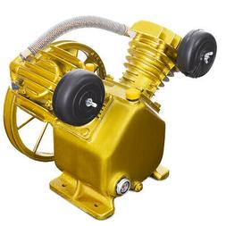 Single Stage Twin-V Pump Air Compressor Replacement Parts Ca