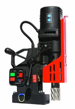 "Steelmax SM-D2X Portable Magnetic Drill, 2"" Diameter x 3"" De"