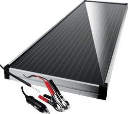 Solar 15W Battery Charger/Maintainer With Solar Charge Contr
