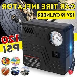 DC 12V 150PSI Auto Car Tire Inflator Portable Electric Mini