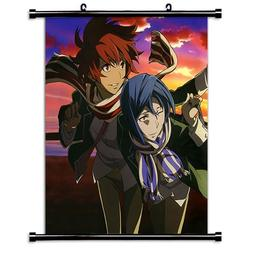 Star Driver Anime Fabric Wall Scroll Poster  Inches. -Star D