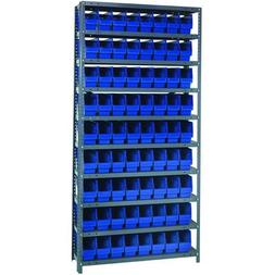 Quantum Storage Complete Shelving System with 6in. Bins - 36