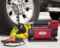SuperFlow 12V HD Air Compressor Tire Inflator Trucks, SUVs,