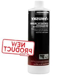 Husky Synthetic Blend Engines Maintenance Pump Non-Detergent