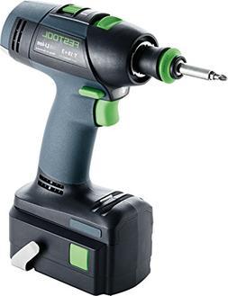 Festool T18+3 Li Plus 564574 Cordless Drill