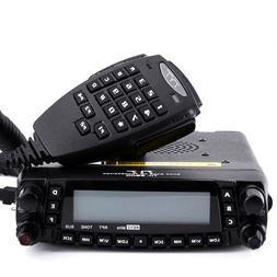 TYT TH-7800 Car Radio TH7800 Dual Band 136-174/400-480MHz 50
