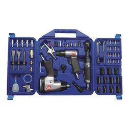 Campbell Hausfeld TL1069 62-Piece Pneumatic Tool Kit by Camp