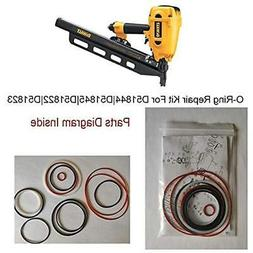 3 Pro Nailer Parts Air Compressor