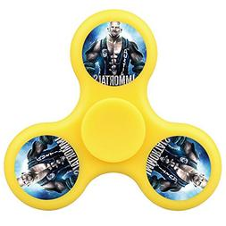 ELA DIA Tri-Hands Fidget Spinner Toy, Perfect for ADHD EDC A