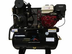 Truck Mount 18HP Engine - GAS DRIVE - SERVICE TRUCK 30 Gallo