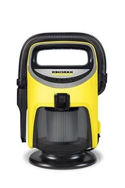 Karcher TV1 Indoor Wet/Dry Vacuum, For Floors/upholstery/Car