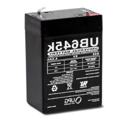 UB645 YT-645 6V 4.5Ah Sealed Lead Acid Battery for Streamlig