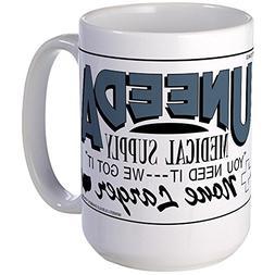 CafePress Uneeda Mug Large Mug - Standard