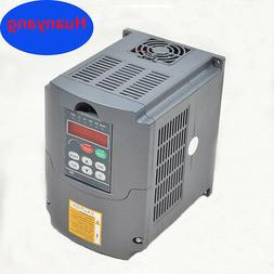 UPDATED 110V VARIABLE FREQUENCY DRIVE INVERTER VFD 2.2KW NEW