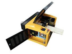 TEN-HIGH Upgraded Version CO2 40W 110V Laser Engraving Machi