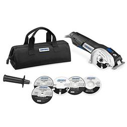 Dremel US40-03 Ultra-Saw Tool Kit with 5 Accessories and 1 A