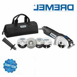 Dremel US40-DR-RT 7.5 Amp 4 in. Ultra-Saw Tool Kit