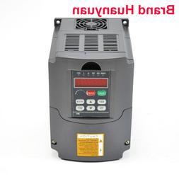 Huanyang 3KW 110V Variable Frequency Drive Inverter VFD 4HP