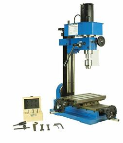 Erie Tools Variable Speed Mini Milling Machine Benchtop Dril