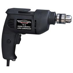 Speedway 3/8-inch Variable Speed Rev. Drill