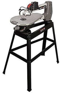 """18"""" Variable Speed Scroll Saw with Stand"""