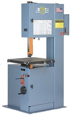 "DoALL 2013-V 20"" x 13"" Vertical Contour Band Saw - 2 hp, 230"