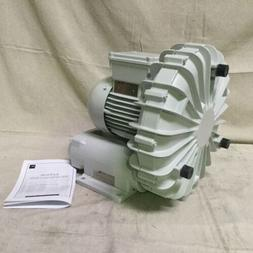 FUJI ELECTRIC VFD41-H Regenerative Blower 1.8 HP 460V