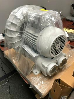 FUJI ELECTRIC VFD42-H Regenerative Blower, 2.6 HP, 460V