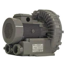 FUJI ELECTRIC VFZ601A-5W Regenerative Blower,173 CFM,575V