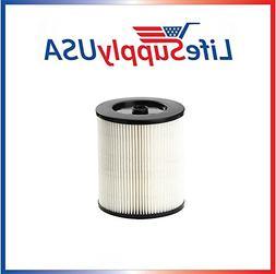 LifeSupplyUSA Washable Wet Dry Filter fits Rigid VF4000 Mode